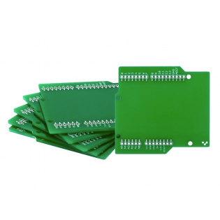 Sustratos plantillas Arduino (Pack x6)