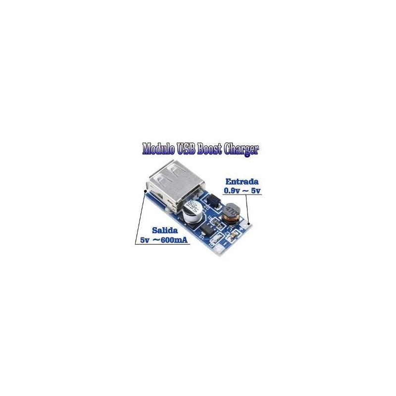 Amplificador 5V Booster CE8301