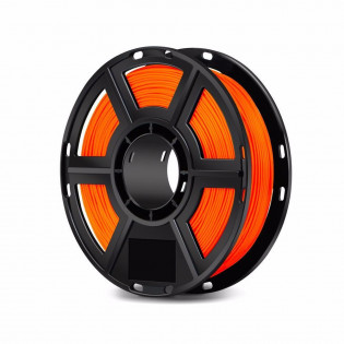 FILAMENTO ABS 1.75 mm - 1 KG COLOR NARANJA