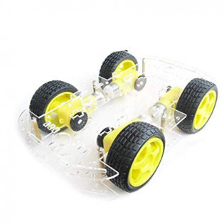 Kit Chasis 4 Wheel