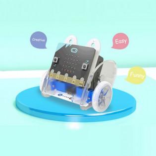bit car v2 para micro: bit (sin micro: bit)