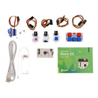 micro: bit kit básico (sin micro: bit board)