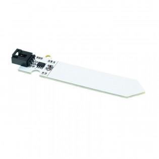 Sensor analógico capacitivo de humedad del suelo