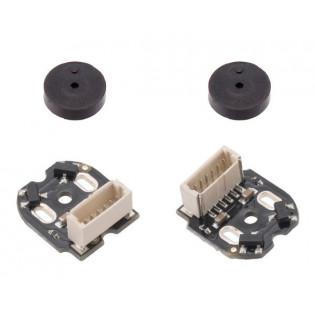 Kit encoder magnetico para micromotor 12 CPR, 2.7-18V