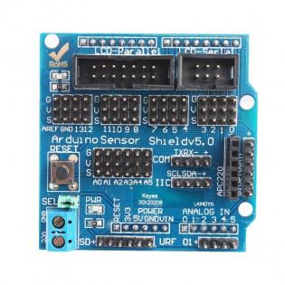 Shield v5.0 sensor expansion board