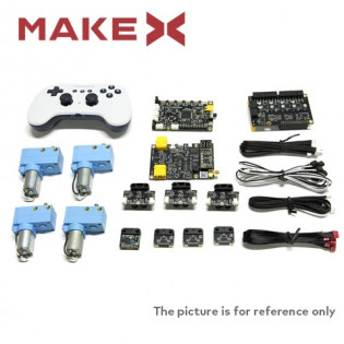 Actualización MakeX Challenge  de Courageous a Intelligent Innovator