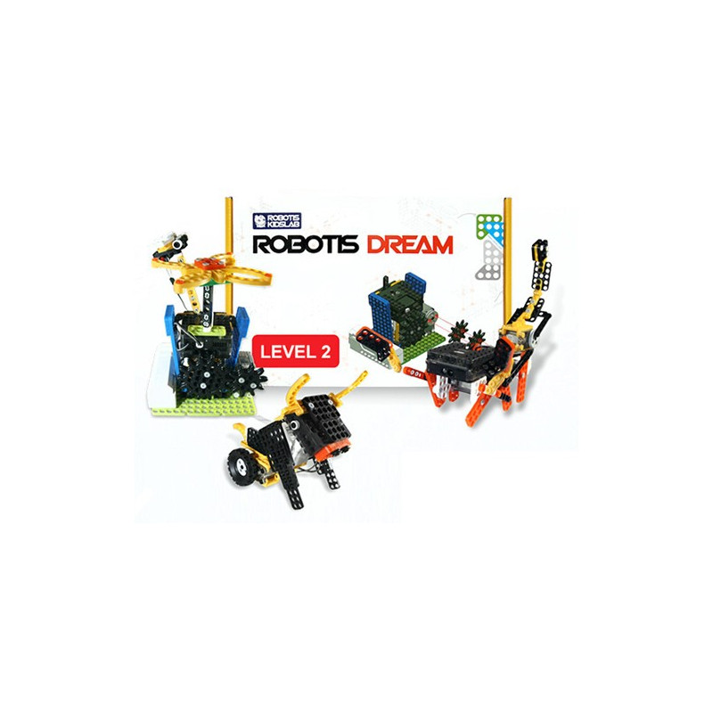 Robotis DREAM Nivel 2