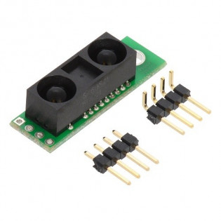 Sensor infrarrojo Sharp Analogo - Distancia (10-150cm)