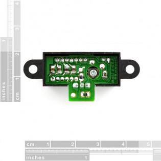 Sensor Infrarrojo Sharp Análogo- Distancia (20-150cm)