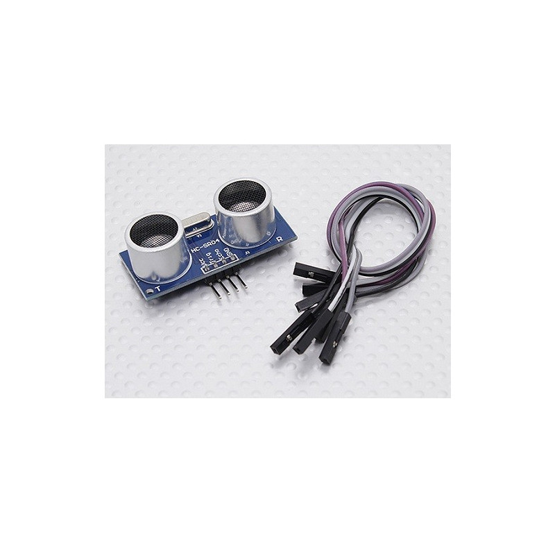 Sensor ultrasonico (HC-SR04)