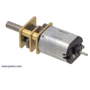 Micromotor 10:1 con eje extendido