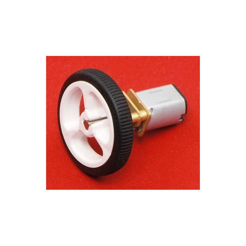 Micromotor 50:1 con eje extendido