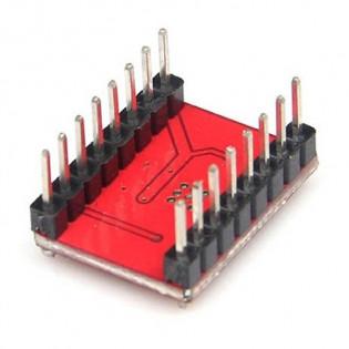 Módulo de control para motores paso a paso A4988 (Pack 5 Unds)