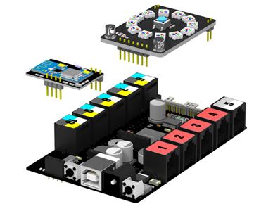 Carte mBot ranger arduino méga