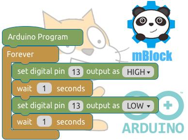Graphiques de programmation mBot ranger
